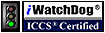 WatchDog. Officially ICCS™ Certified and Licensed Web Site